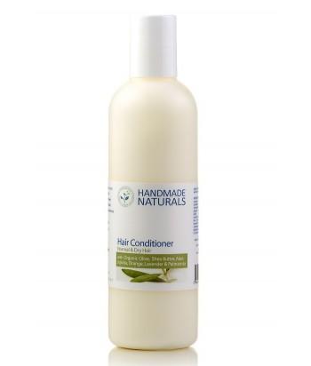 Handmade Naturals natūralus plaukų kondicionierius su simondsijų aliejumi