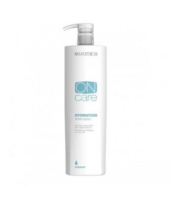 Drėkinamasis šampūnas sausiems plaukams
